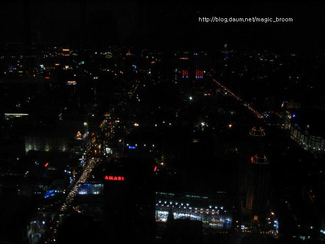 [방콕]바이욕뷔페와 야경