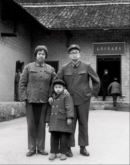 마오신위(毛新宇): 마오쩌둥의 유일한 손자