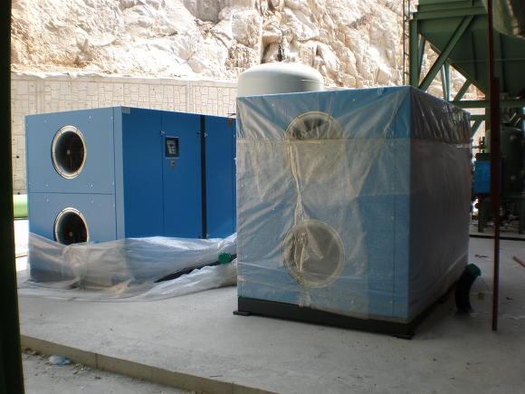 공기압축기(에어 콤프레샤)의 유래