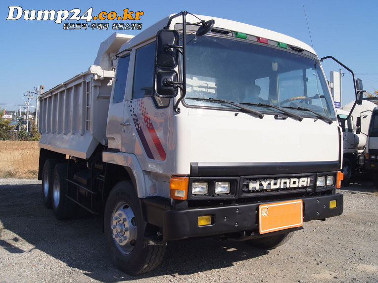 덤프트럭매매 현대 320 15톤 1994년식 [완료]