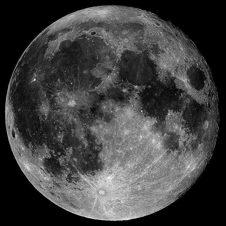 달(MOON)에대한 미스터리한 사실들..