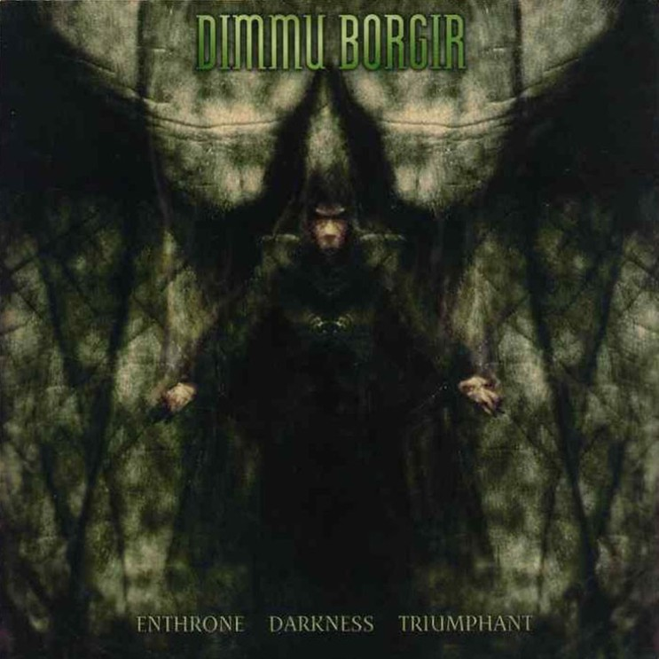 Dimmu Borgir - In Deth's Embrace