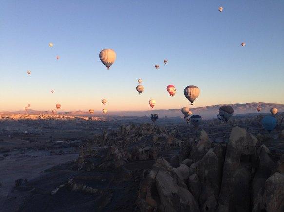 터키여행 이스탄불 벌룬투어