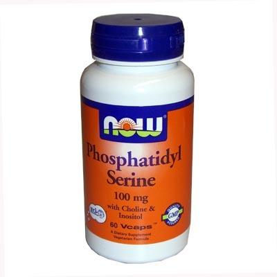 뇌의 영양소-포스파티딜세린 PS