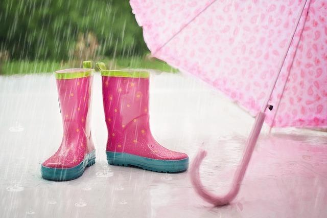 비 오는 날엔 허리와 관절이 아프다?