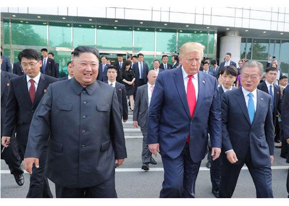 복한 노동신문 2019년 7월1일자 보도